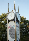 Image for Olympic Park, NW Clock  -  Seoul, Korea
