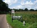 Image for Drenthe - Friesland   Grenspaal Boschoord NL