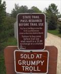 Image for Trail Head - Military Ridge State Trail - Mt. Horeb, WI