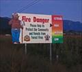 Image for Smokey Bear Sign Sighting -  Creston, British Columbia