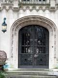 Image for Mallinckrodt Mansion Doorway - St. Louis, Missouri