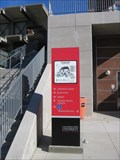 """Image for California State University, East Bay  """"You are Here"""" sign- Hayward, CA"""