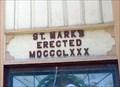 Image for 1880 - St. Mark's Episcopal Church - Yreka, CA