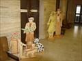 Image for REMOVED - figuríny ve vestibulu nové budovy Národního muzea/Cut-out in the lobby, new building of the National Museum, Prague, CZ