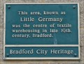 Image for Little Germany Area – Bradford, UK
