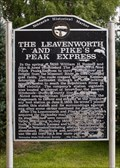 Image for The Leavenworth and Pike's Peak Express - Stratton, NE