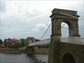 Image for Nottingham Embankment, Suspension Bridge.