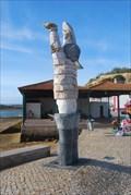 Image for Homenagem ao Pescador - Alvor, Portugal