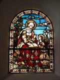 Image for Fenster in der St. Johannes Spitalkirche - Bad Reichenhall, Lk Berchtesgadener Land, Bayern, D