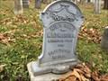 Image for Katharina Wurster - Greenbush Cemetery - Lafayette, IN