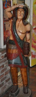 Image for Jon's Front Street Tobacconist Cigar Store Indian