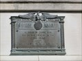 Image for Hancock County Civil War Memorial Plaque - Carthage, Illinois