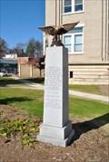 Image for Smyth County Revolutionary War Memorial - Marion, Va.