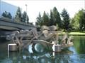"""Image for """"Centennial Sculpture 1881-1981,"""" Spokane, Washington"""