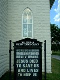 Image for WALDENSIAN CHURCH - Stained Glass