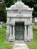 Image for Marlow Mausoleum - Mount Mora Cemetery - St. Joseph, Mo.