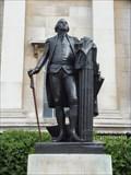 Image for George Washington Statue - Trafalgar Square, London, UK