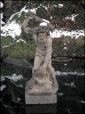 Image for Barokni socha Herkula / Hercules, Praha, CZ