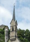 Image for Bürgerspitalkirche St. Blasius Steeple - Salzburg, Austria