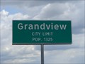 Image for Grandview, TX - Population 1325