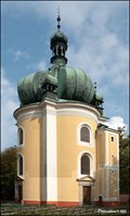 Image for Pilgrimage Church of Our Lady in Lomec / Poutní kostel Panny Marie v Lomci (Czech Republic)