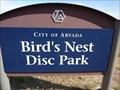 Image for Bird's Nest Disc Park  -  West Arvada, CO