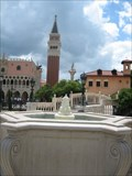Image for Venetian Fountain - Epcot