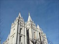 "Image for Benchmark: LO1002  "" SALT LAKE CITY TEMPLE E SPIRE """