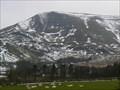 Image for Mam Tor Landslip, Castleton, Derbyshire, UK