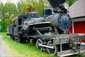 Image for Mt. Rainier Scenic Railroad Locomotive - Elbe, Washington