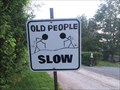 Image for Old People Crossing - Trent Hills, ON