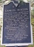 Image for 16-5 Lamuel Benton