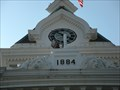 Image for 1884 Gibson County Courthouse - Princeton, IN, USA