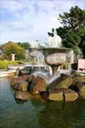 Image for Gala Street Reserve Fountain — Invercargill, New Zealand