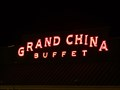 Image for Grand China Buffet - Neon Sign - Davenport, Florida
