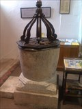 Image for Baptism Font, St Matthew - Harwell, Oxfordshire