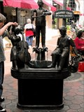 Image for Mozart Trio fountain - Santa Barbara, California