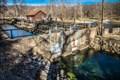 Image for Bennett Spring Fish Hatchery Sluice Gates – Bennett Spring State Park, Missouri