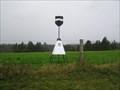 Image for BE0M Survey Mark.  Mamaku Ranges. New Zealand.