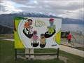 Image for Skyline Luge Photo Cutout - Queenstown, New Zealand