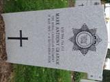 Image for Mark Graham (1973-2006): 1992 Barcelona 4*400m - Beechwood Cemetery, Ottawa, Ontario
