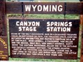 Image for Canyon Springs Stage Station