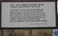 Image for 1877 Nez Perce Indian War Camas Meadows Battle