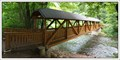 Image for Covered bridge in Peklo (Hell), Czech Republic