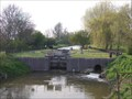 Image for Ashline lock, Whittlesey
