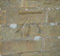 Image for Cut Mark - St Pandionia and St John the Baptist, Eltisley, Cambs.