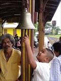 Image for Train Bell, Kantang Station—Trang, Thailand.
