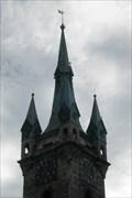 Image for TB 2916-31 Černá věž, Klatovy (KT)