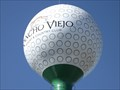 Image for Golf Ball Water Tower - Rancho Viejo TX