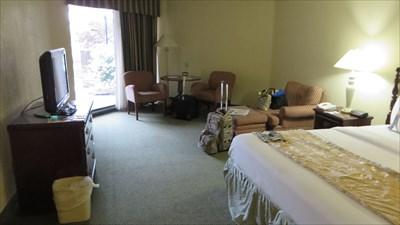 Chattanooga Choo-Choo Hotel